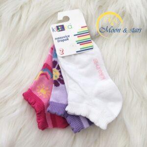 Čarapice za bebe 015, MOON & STARS