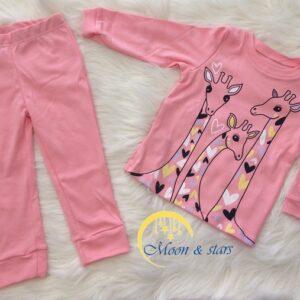 Pidžama za bebe 15, MOON & STARS