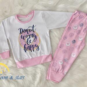 Pidžama za bebe 11, MOON & STARS