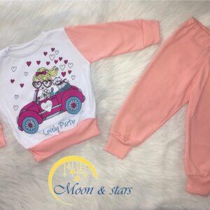 Pidžama za bebe 05, MOON & STARS