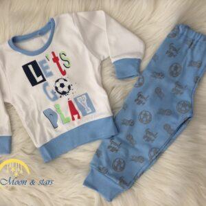 Pidžama za bebe 10, MOON & STARS