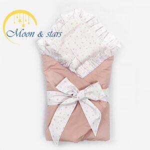 Dunjica za bebe 02, MOON & STARS