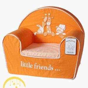 Fotelja 3 drugara 01, MOON & STARS